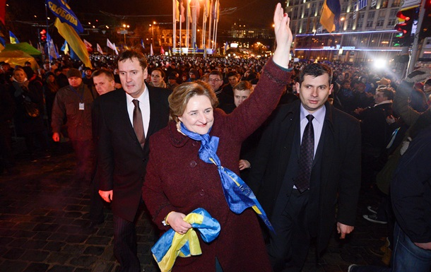 МИД - Евромайдан - выступление - сейм Литвы - Украинский МИД вызвал литовского дипломата в связи с выступлением главы сейма на митинге в Киеве