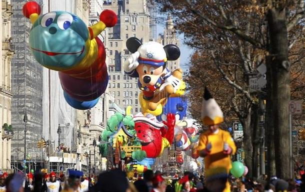 Сегодня в США празднуют День благодарения