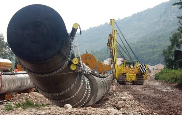 Пощечина Нафтогаза перевела добычу Газпрома в минус