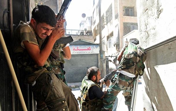 На территории посольства России в Дамаске взорвался минометный снаряд