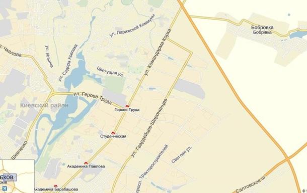 В Харькове в спальном районе совершено вооруженное нападение на инкассаторов: погиб человек