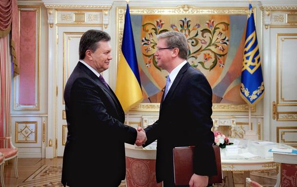 Фюле: Отношения Киева с ЕС - беспроигрышная для всех ситуация