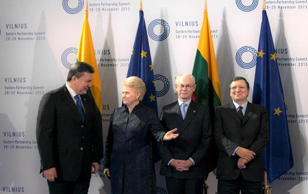 Евросоюз заявляет, что не будет выдвигать новые условия для Украины по ассоциации