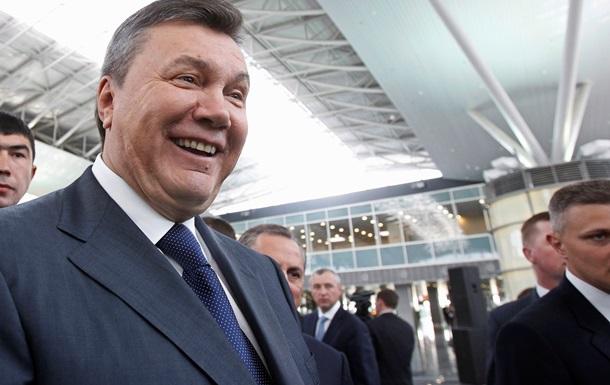 Янукович призвал ЕС к совместной работе над программой экономической помощи Украине