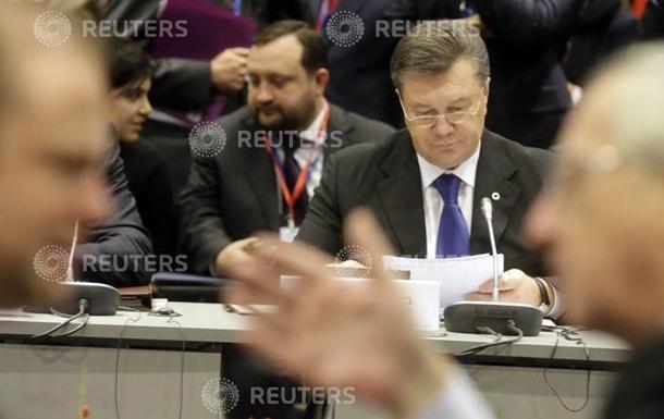 Россия как повод для отказа - иностранные СМИ о Януковиче