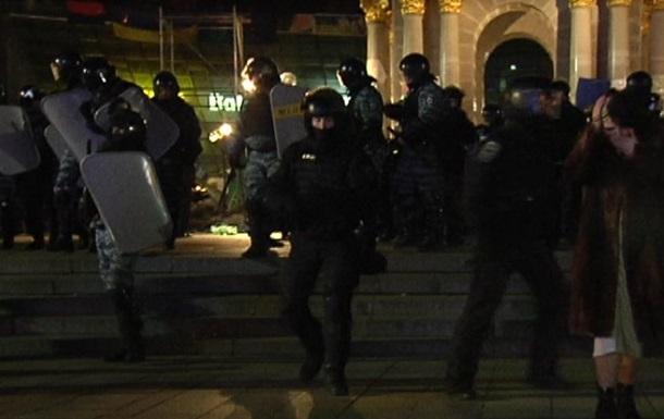 Главы МИД Литвы и Швеции осуждают применение силы против демонстрантов на Евромайдане