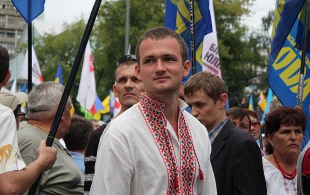Грымчак снял свою кандидатуру на довыборах 15 декабря в пользу кандидата от Сободы