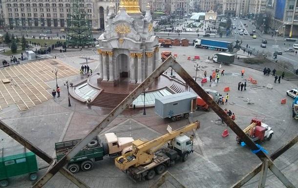 Суд не огласил решение по митингам на Майдане и Европейской площади