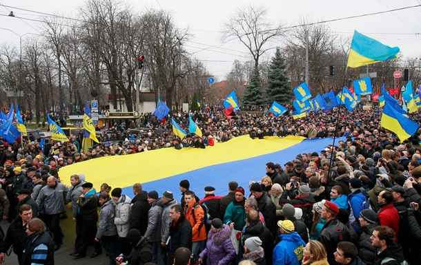 Оппозиция намерена провести митинг на Майдане Незалежности