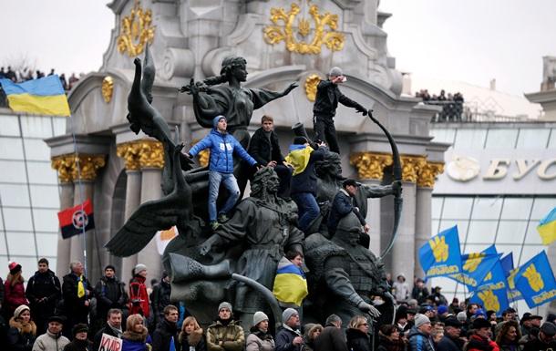 Ъ: Майдан разогнали до потери контроля