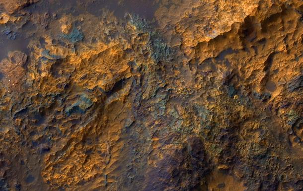 Почва Марса является гигантским атмосферным фильтром