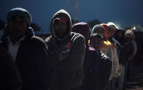 Защитники беженцев из Ливии атаковали дом мэра Гамбурга