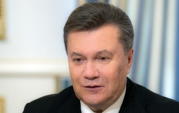 Завтра Янукович улетает в Китай из охваченной протестами Украины