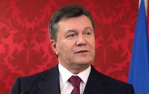 Янукович рассказал, когда в Украине будут нормальные дороги