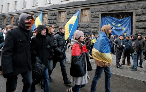 Белорусская оппозиция готовит акцию в поддержку украинского Евромайдана