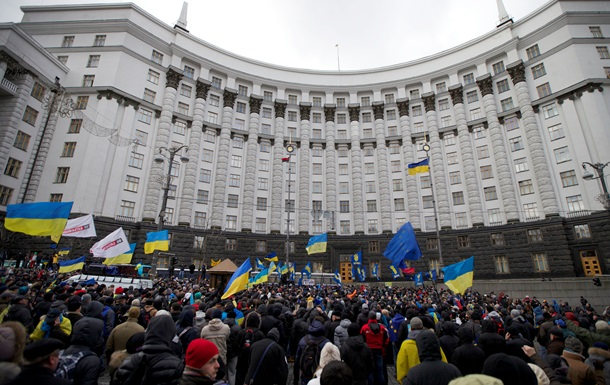 Кабмин - Евромайдан - заседание - Завтра Кабмин намерен провести заседание в здании на Грушевского