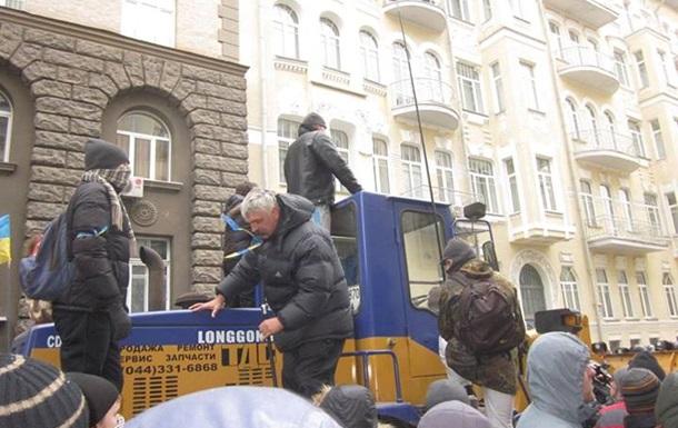 МВД - Корчинский - провокация - расследование - МВД не подозревает Корчинского в провокацих - УП