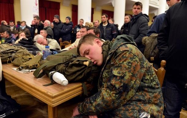 ВВС Украина: Две разные революции