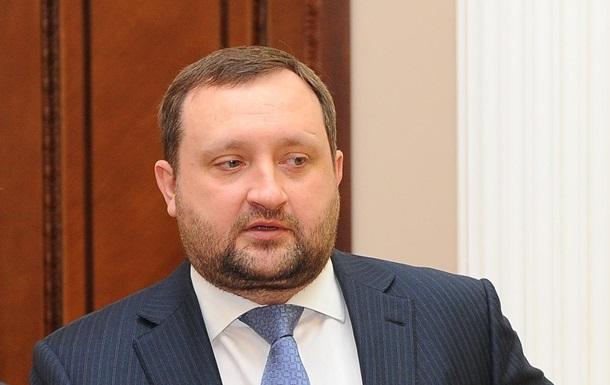Арбузов - досрочные выборы - обсуждение - Арбузов: Ми готовы обсуждать досрочные выборы
