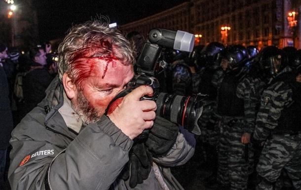 Журналисты призывают ОБСЕ направить в Киев наблюдателей