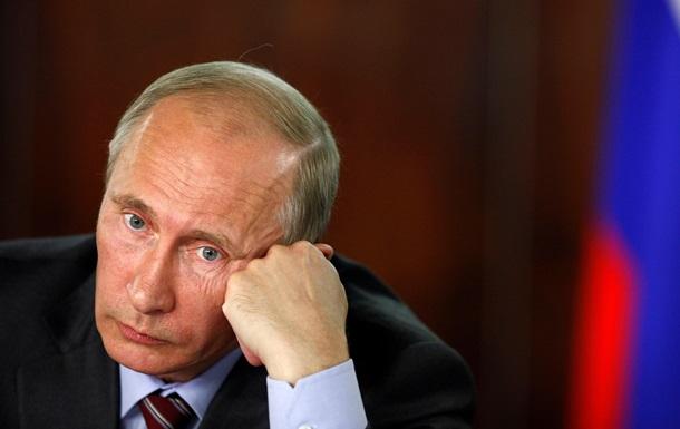 Путин пожаловался, что у него дома из крана течет ржавая вода
