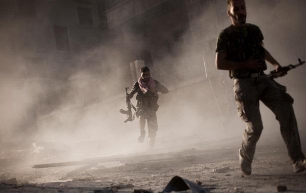 США и союзники впервые провели переговоры с сирийскими повстанцами-исламистами