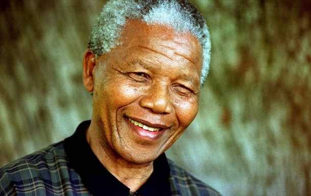Нельсон Мандела - биография