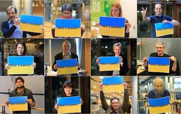 Польские журналисты начали кампанию за отмену виз для украинцев