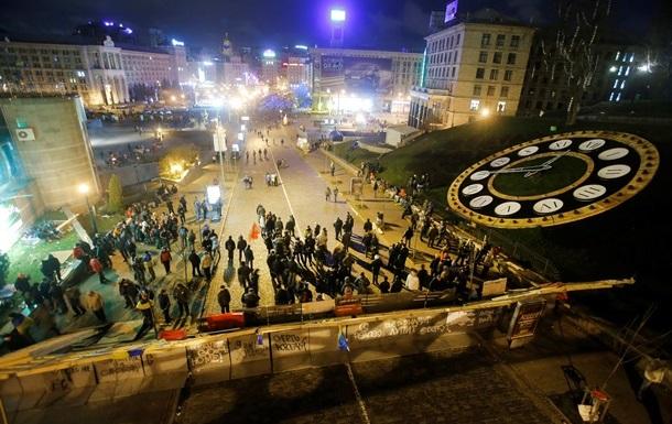 К участникам Евромайдана не будут применять силовые методы, заявили в Партии регионов