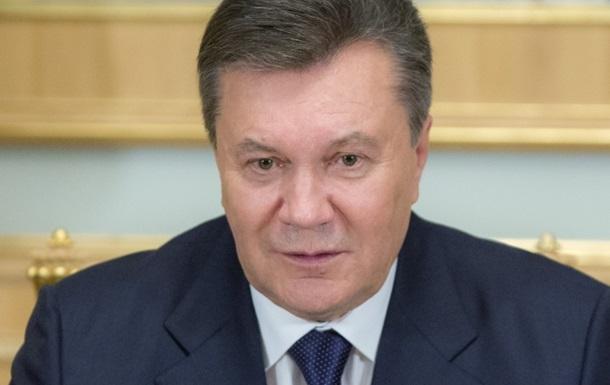 События в Киеве заставили Януковича перенести визит на Мальту