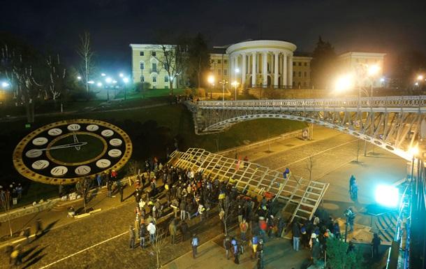МВД - Евромайдан - смерть - труп - МВД: Скончавшийся возле Евромайдана - ранее судимый житель Львовской области