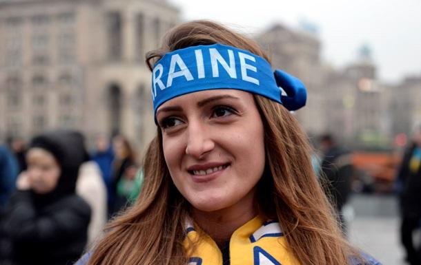 Днепропетровские студенты присоединились к Евромайдану