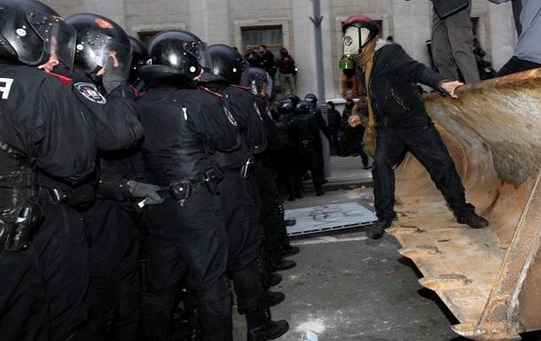 Грейдер на Банковой принадлежал оппозиции - регионал