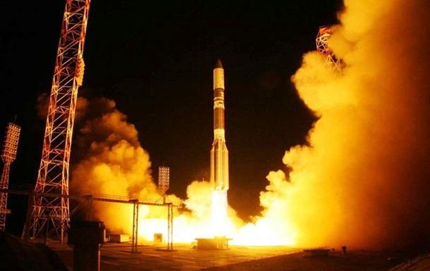 С Байконура стартовал Протон с британским спутником