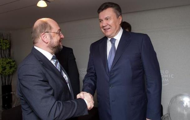 Президент Европарламента надеется, что Янукович  услышит голос Майдана