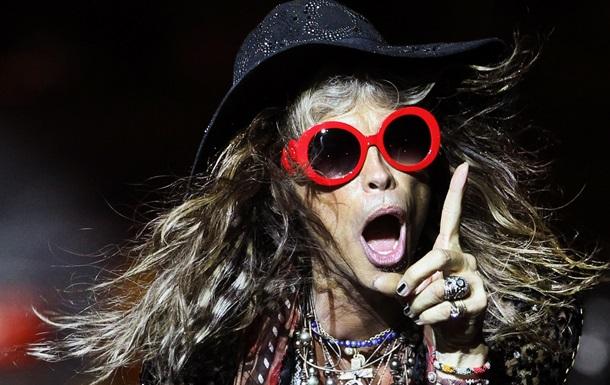 В Киеве впервые выступят Aerosmith