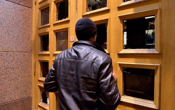 Появилась информация о готовящемся штурме здания КГГА