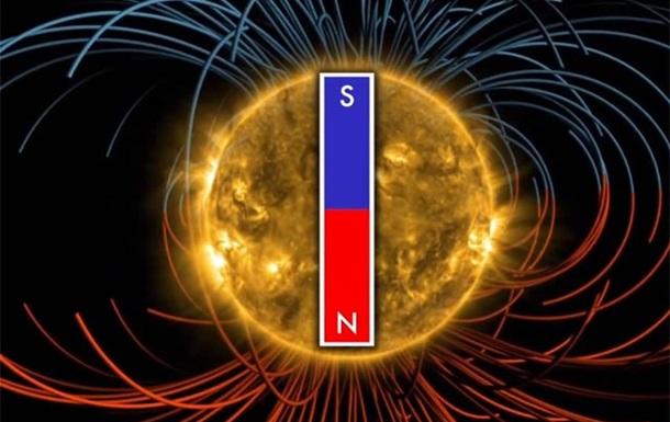 NASA опубликовало визуализацию магнитного переворота на Солнце