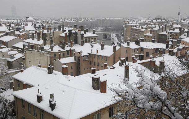 Из-за погодных условий в Украине обесточены 47 населенных пунктов в четырех областях