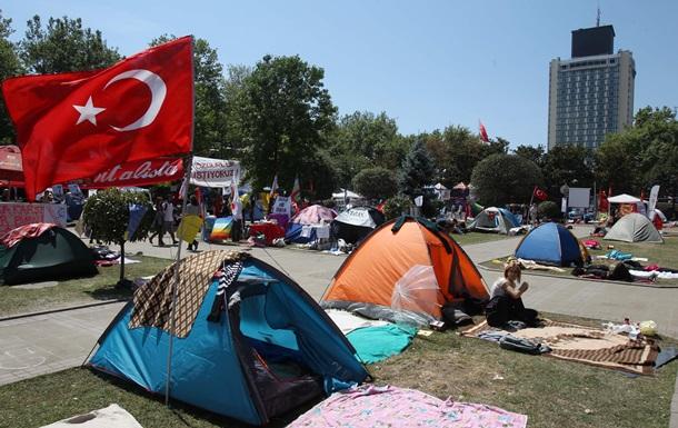 Власти Турции накажут более 250 протестовавших в защиту парка Гези