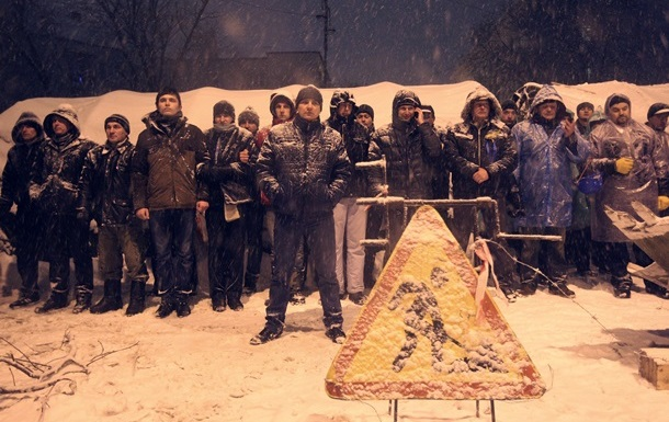 Из-за баррикад в центре Киева скорые не успевают к больным
