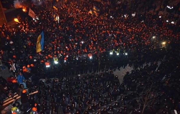 Евромайдан: штурм перешел в фазу переговоров