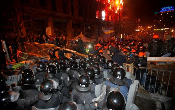События минувшей ночи показали истинные намерения Януковича  - Квасьневский