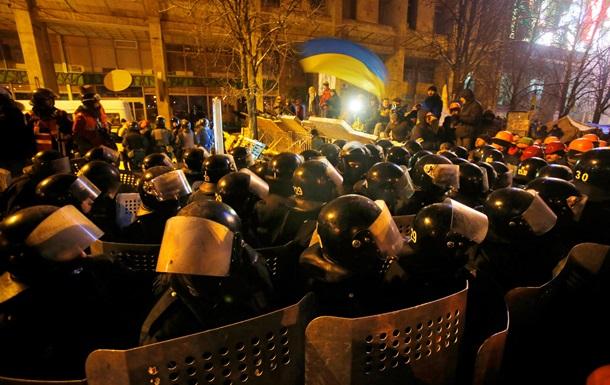 МВД продолжит демонтировать баррикады, если попросят госисполнители – замминистра