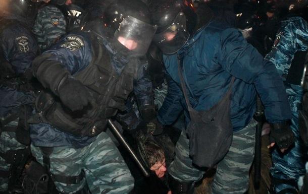 Число пострадавших в результате ночных столкновений на Майдане возросло до 42 человек