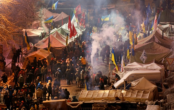 Евромайдан - штаб - расширение - Дом архитектора - КГГА - Палатки Евромайдана установят ближе к КГГА, еще один штаб митингующих разметстится в Доме архитектора