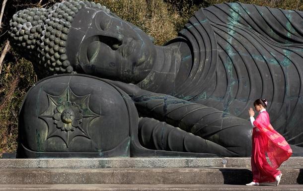 Японские буддисты создали международную организацию Монахи без границ