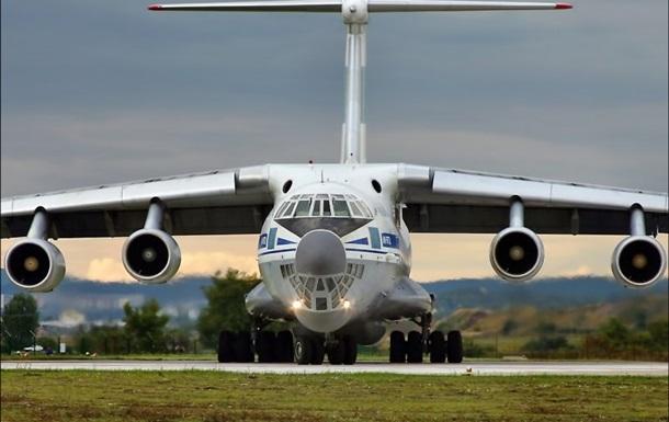 Сиротюк: Под Киевом находятся два российских военно-транспортных самолета ИЛ-76