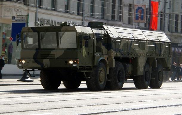 Россия ставит на границах с ЕС новейшие ракеты - СМИ