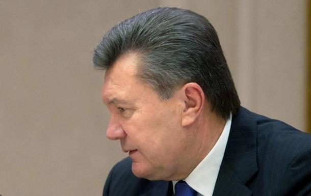 Стало известно, о чем говорил Янукович с американскими сенаторами